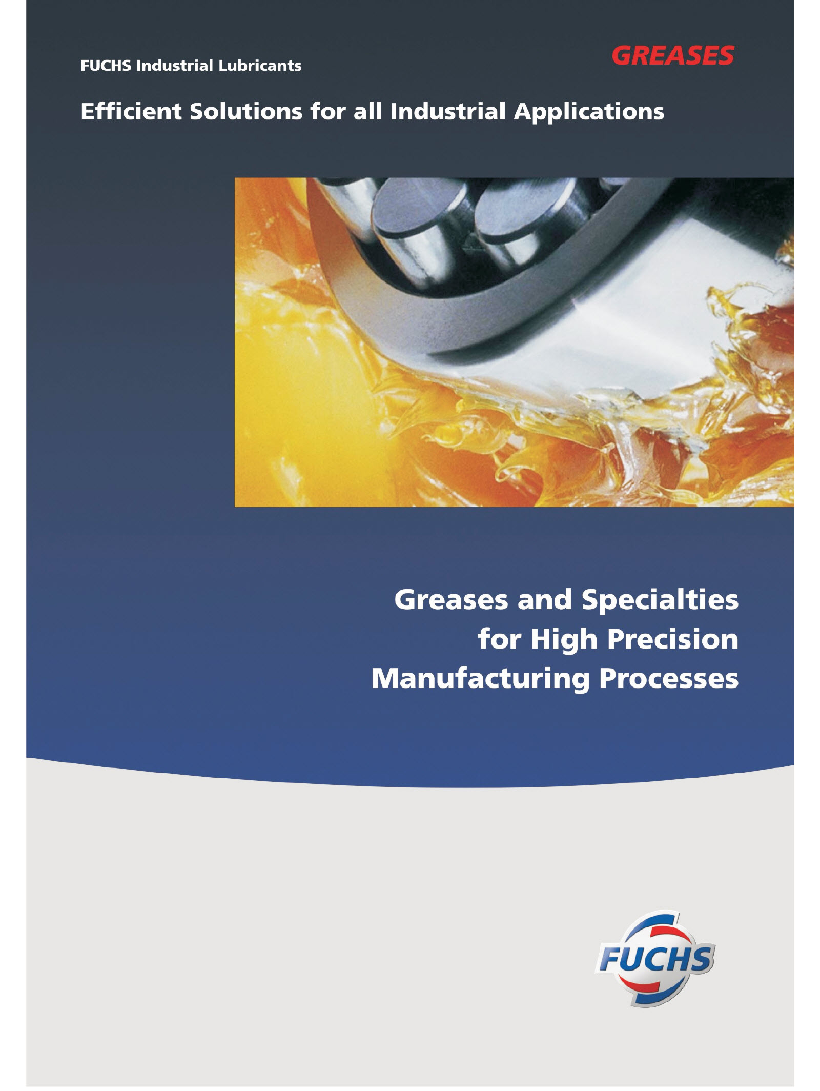 Greases and Specialities