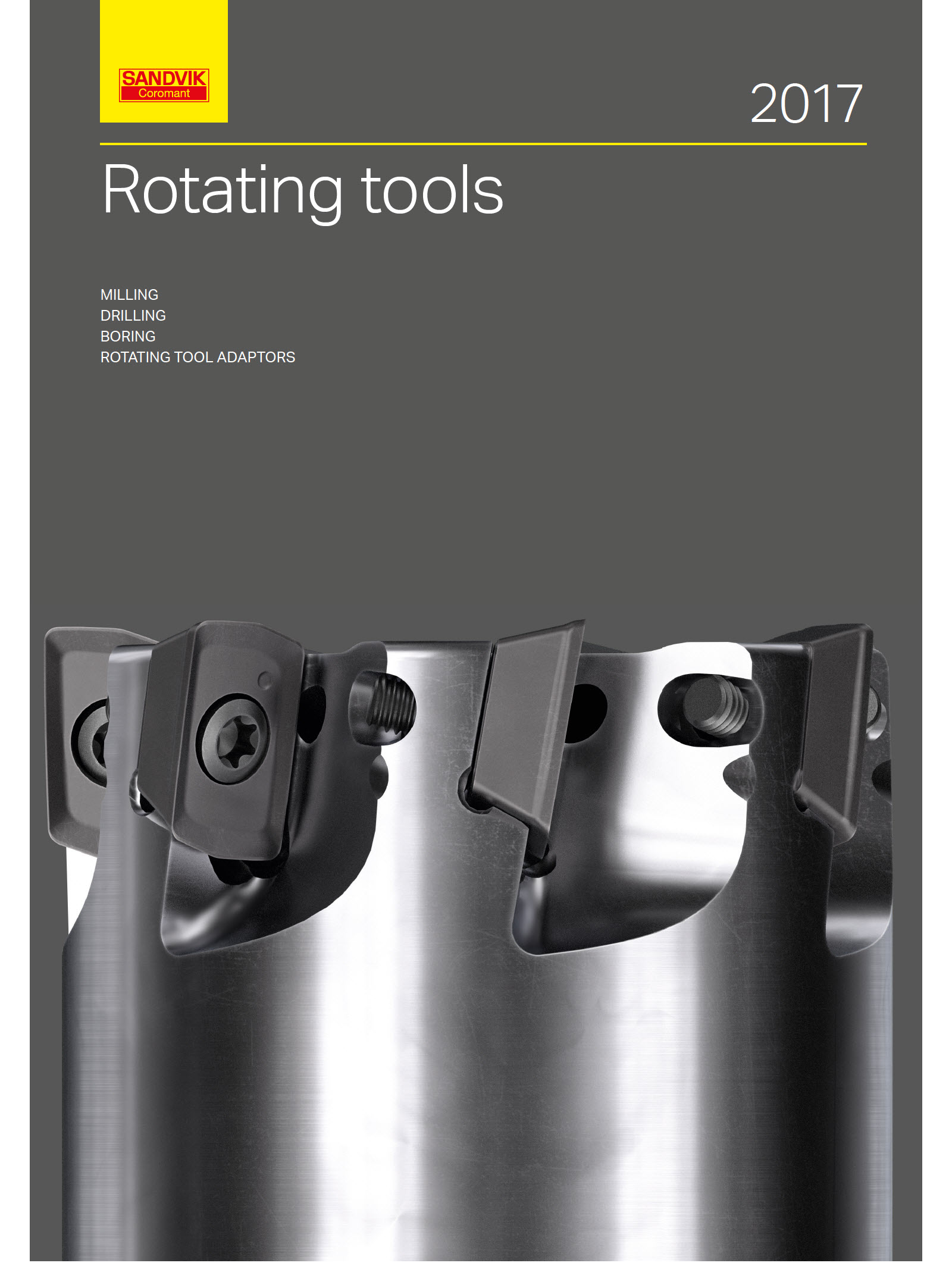 Rotating Tools First Page